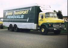 1418 Mercedes removal 