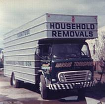 Morris Removal Truck 1960s